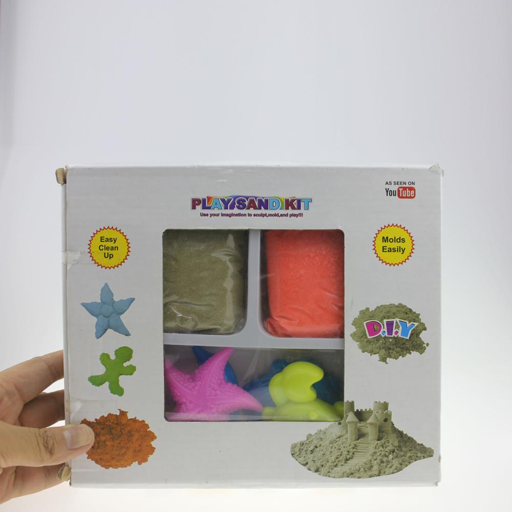 PLAY SAND KIT BOXED MAGIC