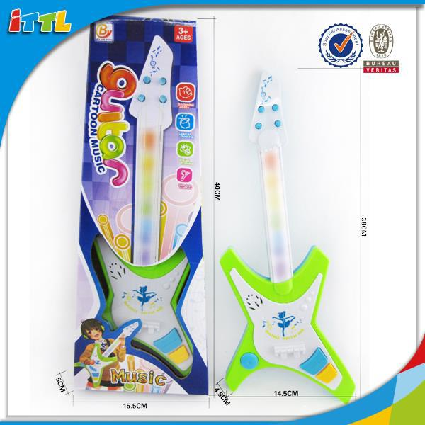 Hot sale plastic guitar mini toy guitar kids guitar with high quality