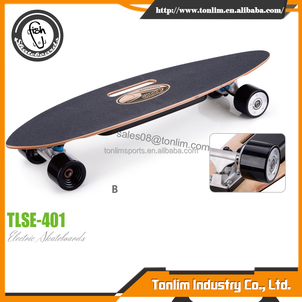 2017 New SKATEBOARD 4 wheel skateboard 31 inch cheap electric skateboard motor kit