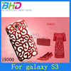Palace Chrome Flower Case for Samsung Galaxy S3 i9300