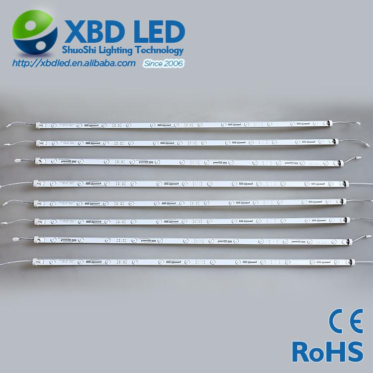 Popular high quality DC12V or DC24V billboard led backlight with diffuse light lens