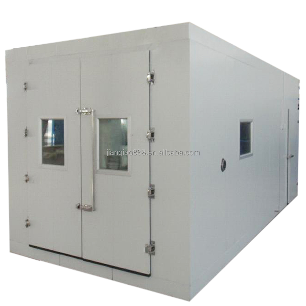 CE Certification Programmable Temperature Humidity Control walk in chamber