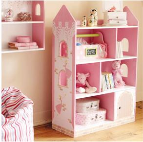 fee houten kinderen poppenhuis boekenplank kinderen meubels