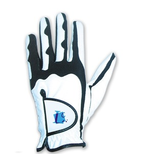 gloves importers glove men PU leather or Cabretta Leather golf glove factory