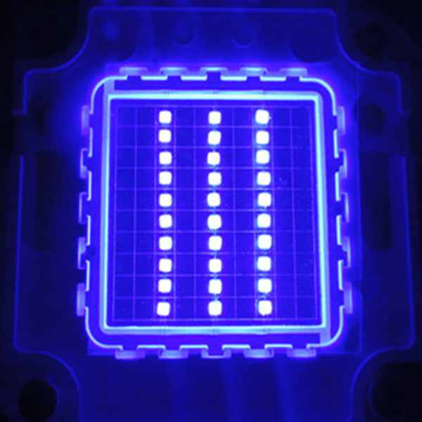 Led High Power 30W 470nm Blue Light Source Chip