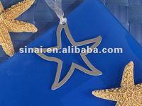 Memories Starfish Design Bookmark