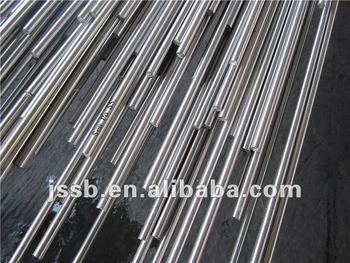 "Free Sample Dia 1/4"" AISI 304 Stainless steel round bar/steel rods manufacture direct sale"