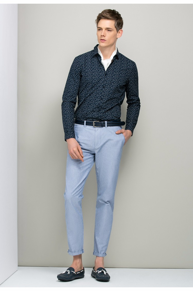 Caidao Custom 100 Cotton Men S Fashion Chinos Buy Chinos