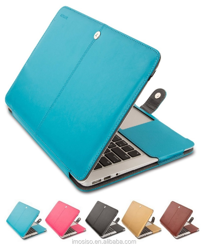 High Quality PU Leather Sleeve bag Skin Case Cover Extremely cheap laptop sleeve at factory price
