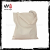 New design easy folding cotton fabric grocery shopping bag