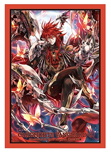 One Steeped in Sin, Scharhrot | Dark Irregulars | Bushiroad Sleeve Collection Vol 230 | Mini Small Size Card Sleeve Protector | Cardfight!! Vanguard TCG | 萩谷薫