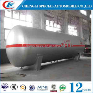 China brand ASME 5000l lpg storage tank 5M3 used lpg road tanker 5000liters lpg iso containers
