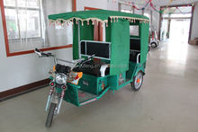 best quality 2014 yufeng Hot Sale Battery Operated Electric Tricycle for sale