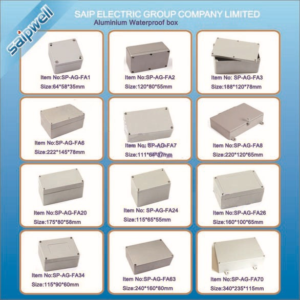 SAIP/SAIPWELL IP66 outdoor waterproof tv box