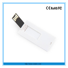 China factory wholesale gift fancy usb flash drive credit card