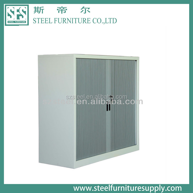 China manufacturer office furniture top quality steel rolling door cabinet