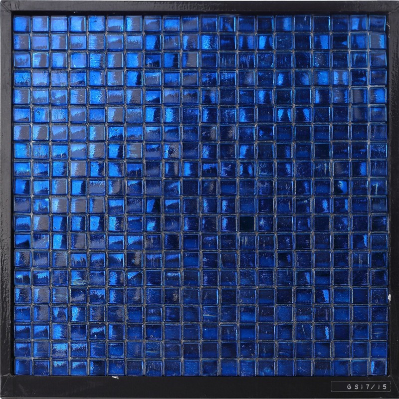 ztclj gm12 10 sch ne dekorative glasmosaik wasserdicht mosaik fliese blaue badezimmer. Black Bedroom Furniture Sets. Home Design Ideas