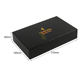 hot stamping gold foil wholesale packaging paper baklava boxes