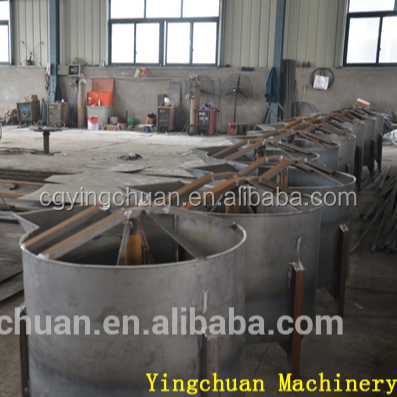 Concrete mixing drum Easy to move Crown Mortar Mixer hot selling