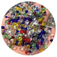 decorative glass seed beads for decorating,aquarium,swimming pool,vase