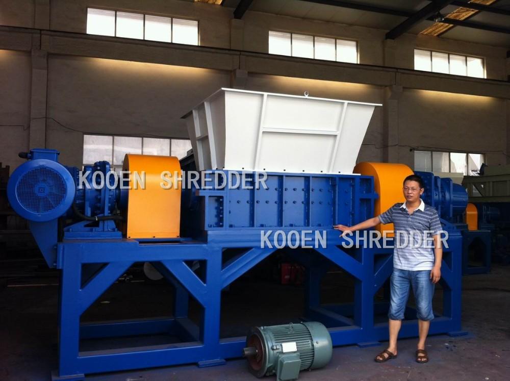 big shredder machine