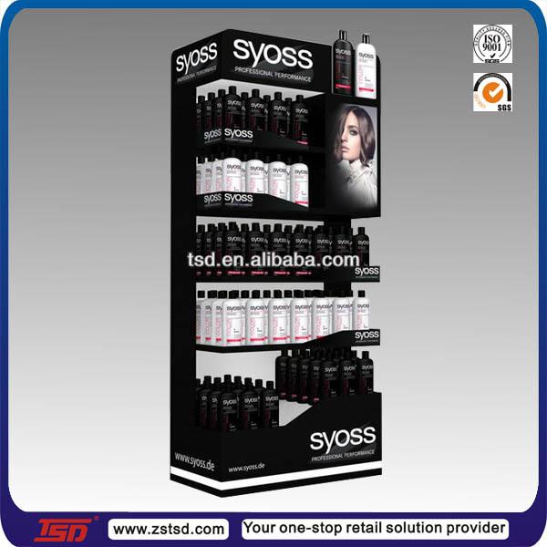 Tsdm137 Custom Retail Store High Quality Furnitures For Cosmetic DisplayCos
