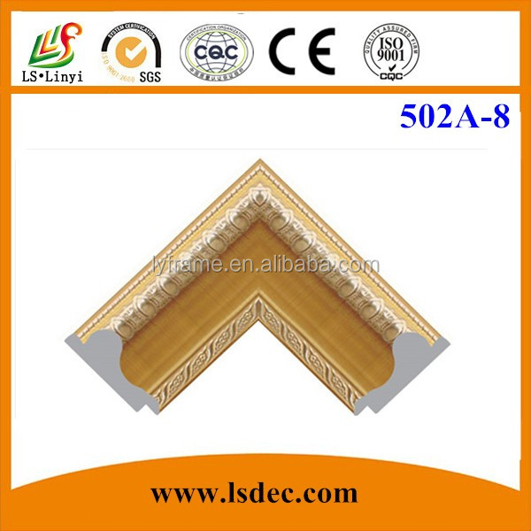 New Design PS Moulding Frames and PS Picture Frame Moulding