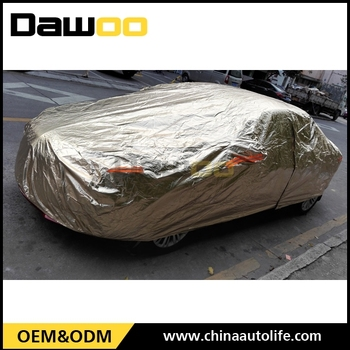 Best Hail Proof Cover Padded Car Roof Cover Fabric Hail ...