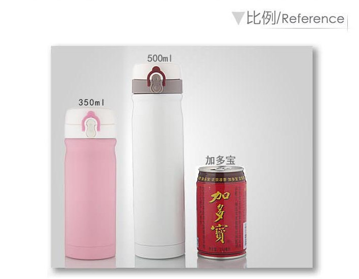 Free <strong>Samples</strong> Double Wall Insulated Thermo Stainless Steel Vacuum Flask
