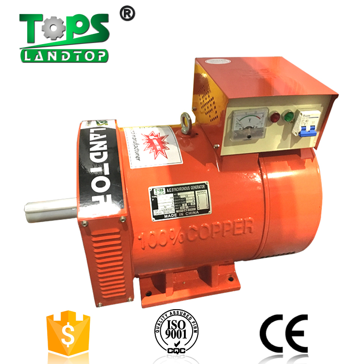 ST 220v, 50hz power generator 3000 w