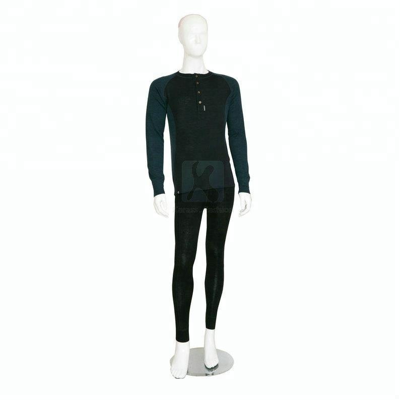 183b6bae7 2018 أعلى جودة التصميم الجديد أسود الحراري الرجال ماركة-ملابس داخلية ...