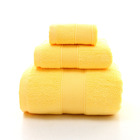 High quality 100% Organic Cotton Fiber foot massage towels/sauna bath towels