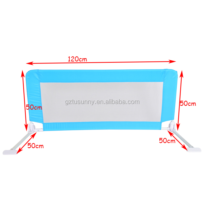 Baby product bed safety fall prevention kids bed guard / safety rail