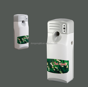 Toilet auto spray air freshener