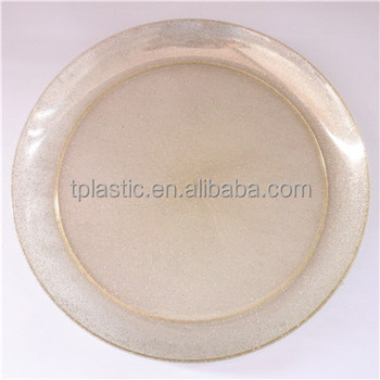 Decorative Plastic Plates Wedding Buy Decorative Plastic Plates Wedding Plastic Ps Plate Disposable Plastic Plate Product On Alibaba Com