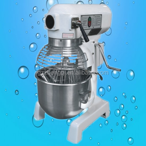 B20G 20 liter capacity electric food mixer