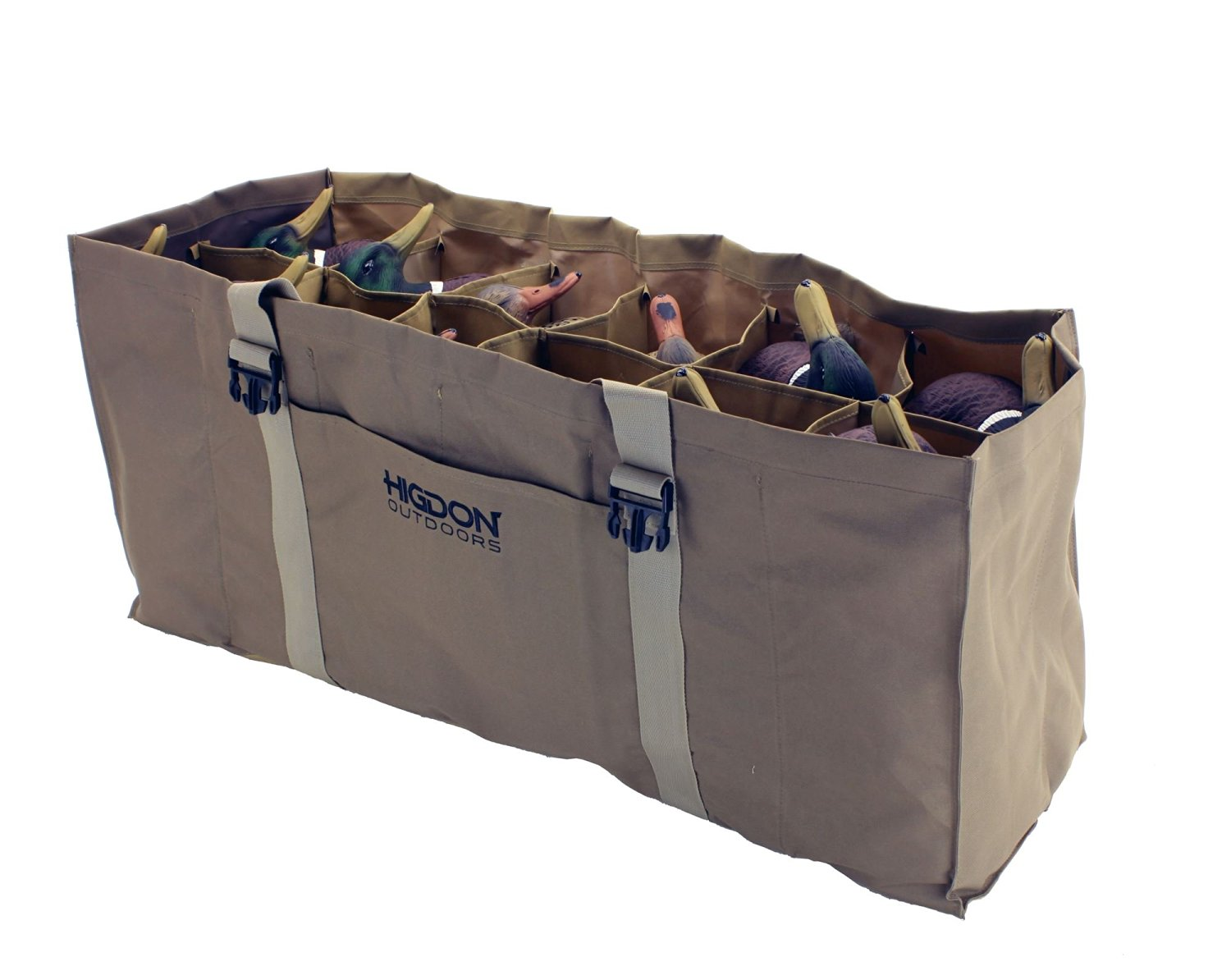 Higdon 12-Slot Duck Decoy Bag