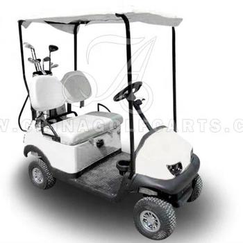 4 Wheel With Rear Axle Drive Electric Golf Cart Buy 4 Wheel Drive