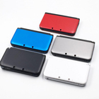 LQJP For 3DS XL Shell Game Console Full Shell Housing Cover Case Replacement for Nintendo 3DS XL LL