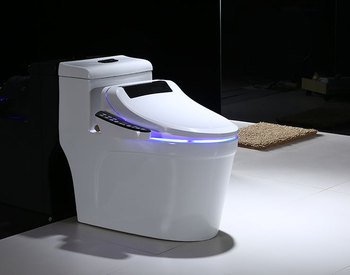 Automatic Self Clean Heated Electric Vieany Toilet Seat