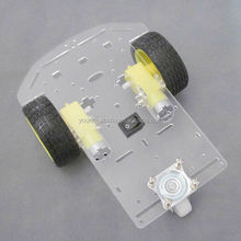 Wholesales Remote Control Smart Car Chassis For Speed Tracking Robot Graduation Design