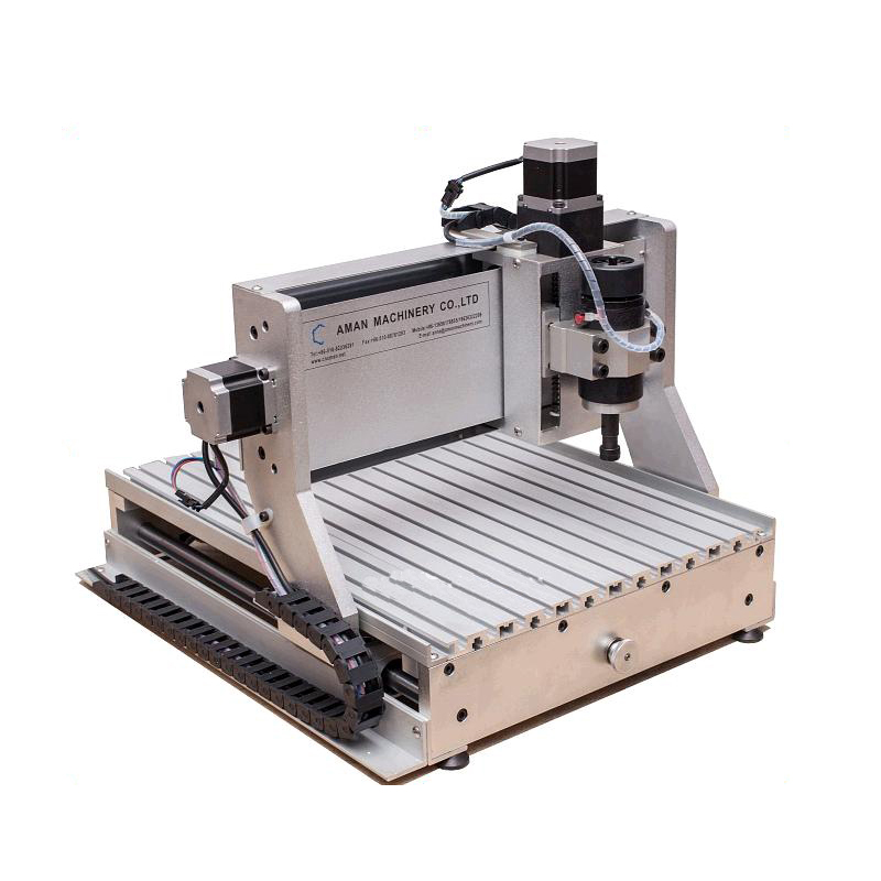 wuxi AMAN 3040 500W <strong>cnc</strong> 4 axis engraving machine after-sales provided