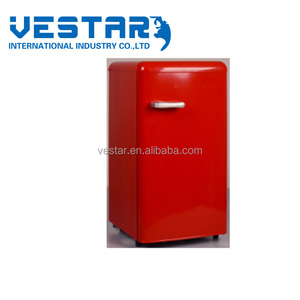 BC-98LH Red Color single door refrigerators and freezers