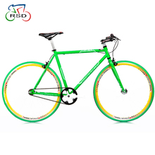 China racing bicycle 24 inch single speed fixie bike,New style one speed bike 700c fixed gear,20 Inch fixie bicycle single speed