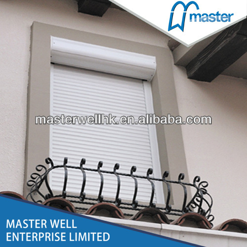 China CE Approved Automatic Operate Home Roller Windows