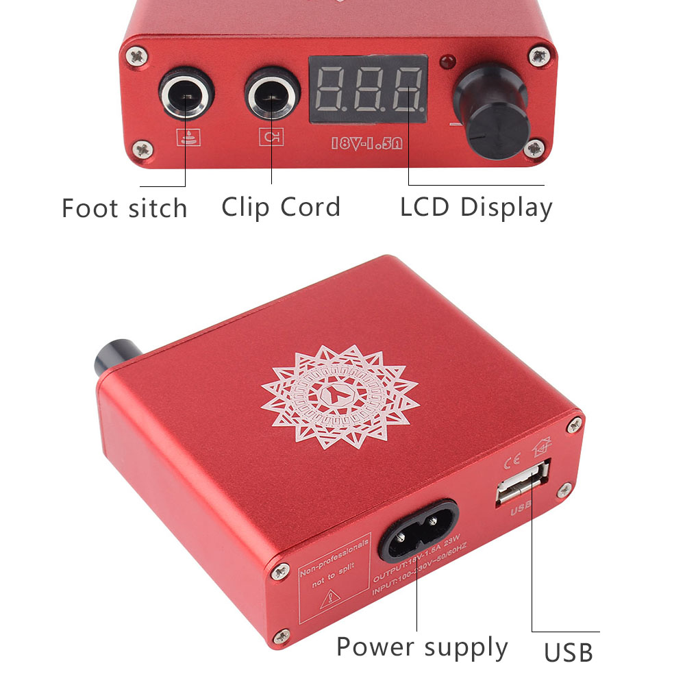 Wholesale Power Supply arrival for business for tattoo machine-2