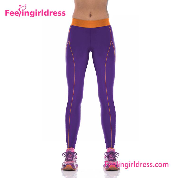 Shaping Effect Jeans Custom Yoga Sports Pants Women