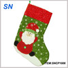 Wholesale 2014 Hot Sale New Deign Christmas Stocking