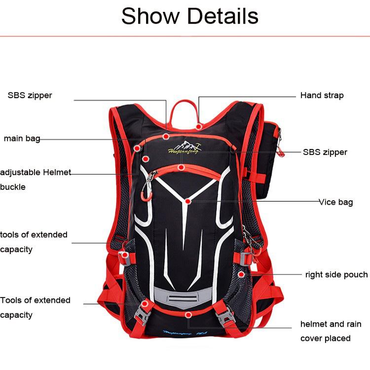 2017 Ultralight Travel Mini Bicycle Backpacks Waterproof