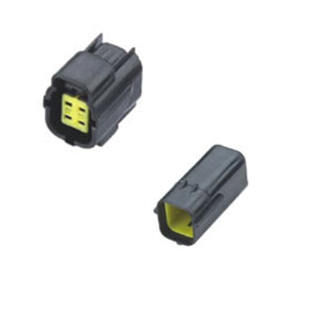 Oxygen Sensor Plug 4 Way Wire Harness Waterproof Connector For Chery on